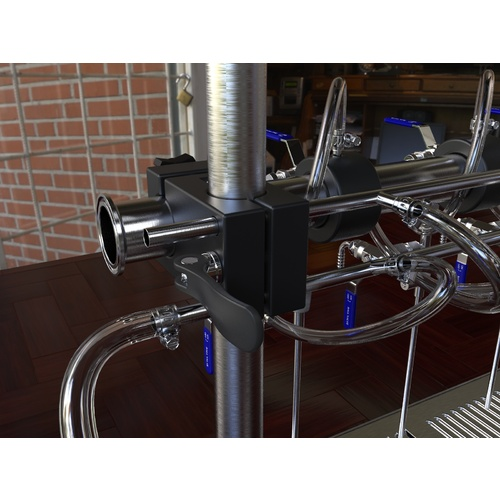 Medusa™ | Multihead Counter Pressure Bottle Filler