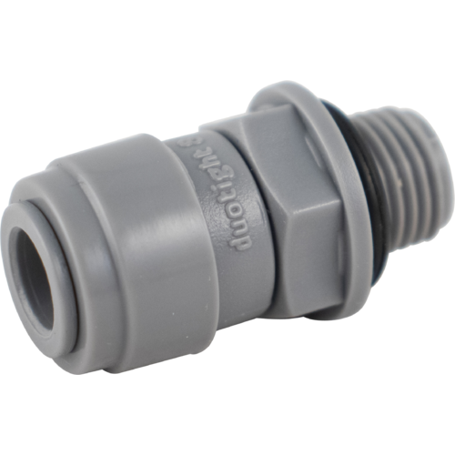 Duotight Push-In Fitting - 8 mm (5/16 in.) x 1/4 in. BSP