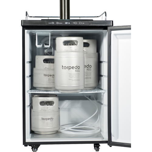 KOMOS™ Kegerator with Digital Thermostat