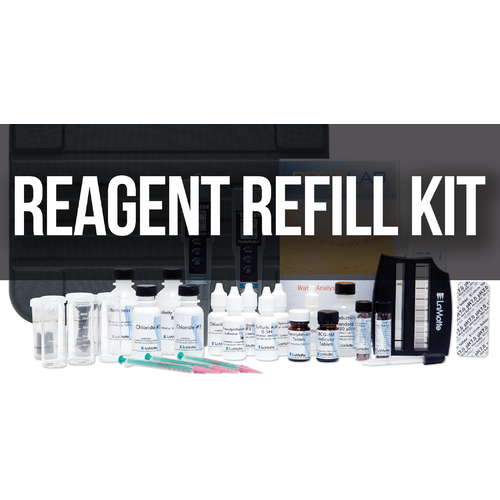 Reagent Refill Kit for LaMotte BrewLab Pro