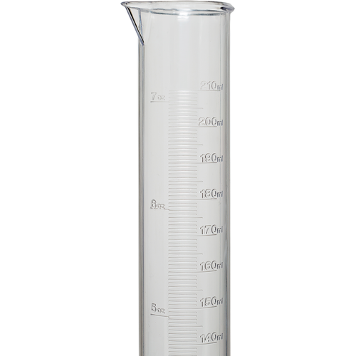 Hydrometer Jar - 11.5 in. with Volume Graduations