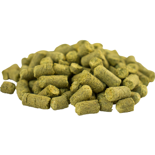 AU Galaxy Pellet Hops, 44 lb Box - 2019 Crop Year