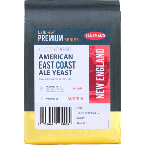 LalBrew® New England Ale Yeast - Lallemand