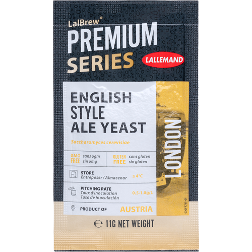 London English Ale Yeast (Lallemand) - 11 g