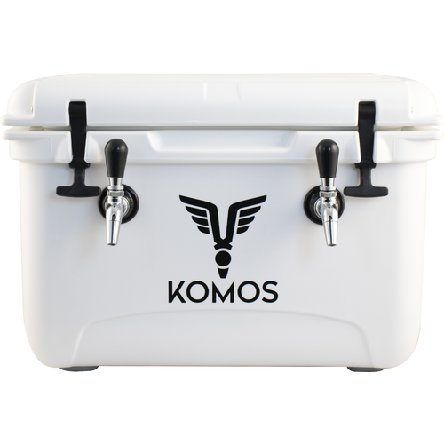 KOMOS® Rubicon Draft Box (2 Tap)