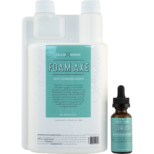 CellarScience® Foam Axe - Anti-Foaming Agent
