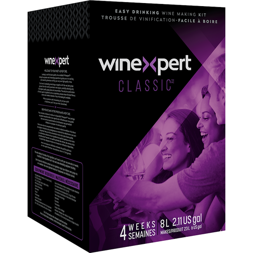 Winexpert Classic™ Wine Making Kit - Chilean Diablo Rojo