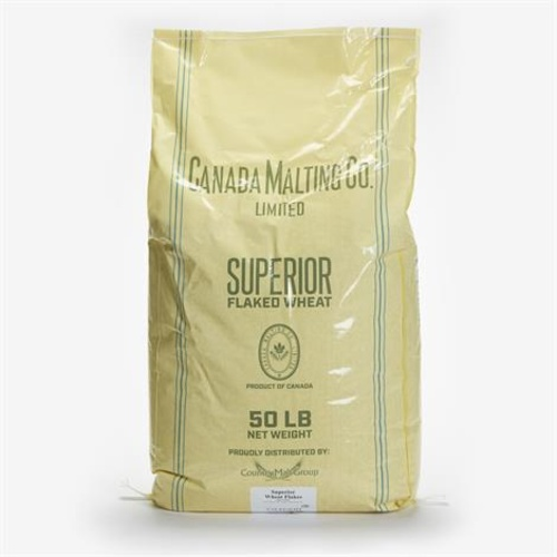 Canada Malting Superior Flaked Wheat