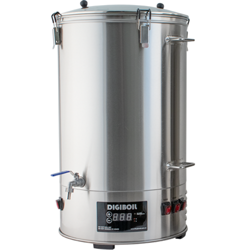 DigiMash All-Grain Electric Brewing System w/ Recirculation Pump Kit - 65L/17.1G (220V)
