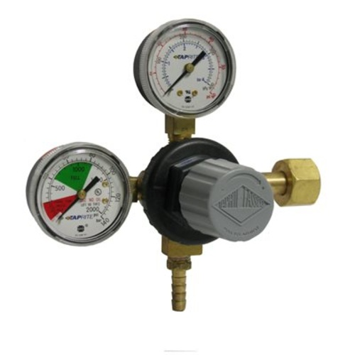 CO2 Regulator (Taprite) - Dual Gauge w/o Check Valve