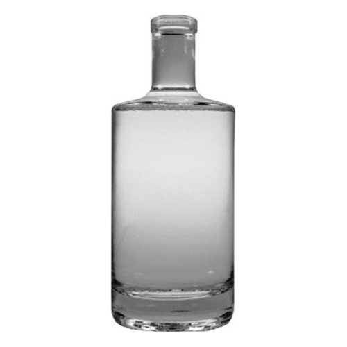 750 ml Flint Jersey Design Spirit Bottle - Case of 6