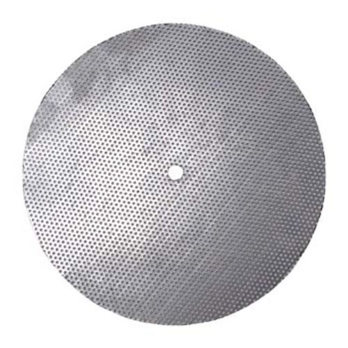 Stainless False Bottom Screen - 10 in.