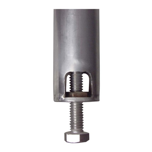 Stainless Racking Cane - 1.5 in. T.C. (With Adjustable Lees Pin)