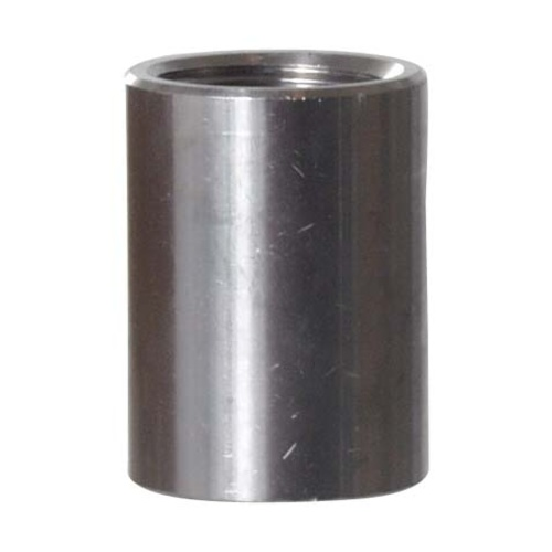 Stainless Full Coupler (BSPP) - 1/2 in.