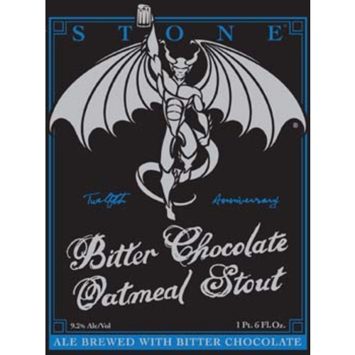 Stones 12th Anniversary Bitter Chocolate Stout - All Grain Beer Brewing Kit (5 Gallons)