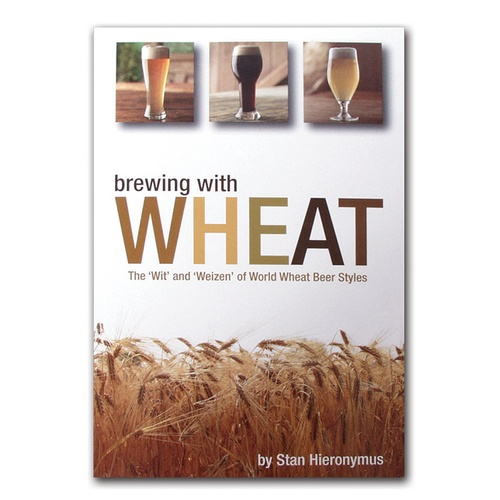 Brewing With Wheat (Book)