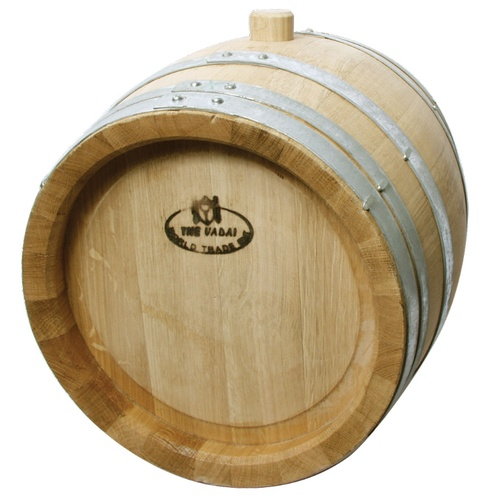 Vadai New Hungarian Oak Barrel - 20 L (5.3 gal.)