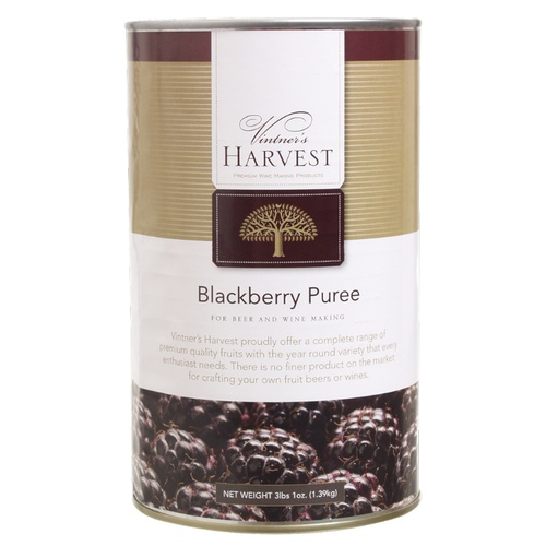 Blackberry Puree (Vintners Harvest) - 49 oz.