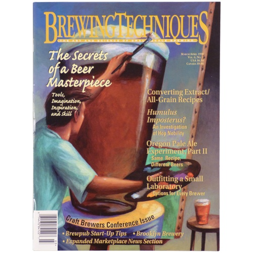 Brewing Techniques Magazine Volume 6, No. 2
