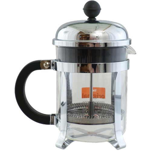 Bodum Stainless Steel French Press - 4-Cup