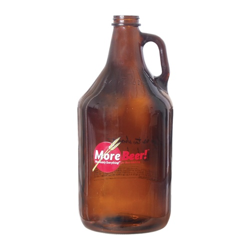 The MoreBeer!® Growler - 64 oz.