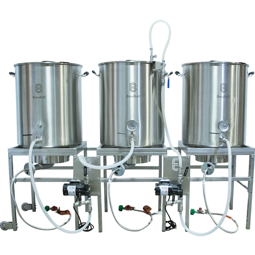 All-Grain Brewing System
