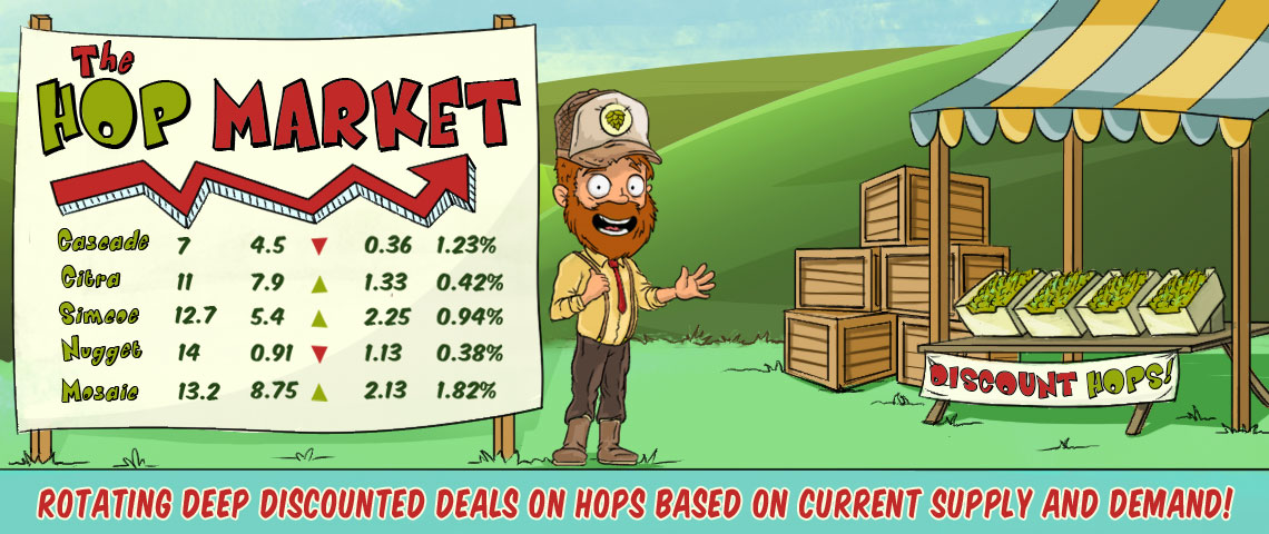 The Hop Market!