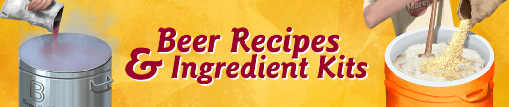 Beer Recipe & Ingredient Kits!