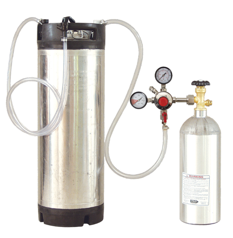 A Kegging and Carbonation kit