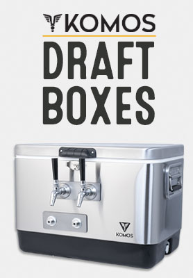 BrewSculptures are complete all-in-one, professional quality brewing systems!