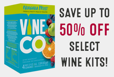 Homebrew Beer Recipe & Ingredient Kits On Sale!