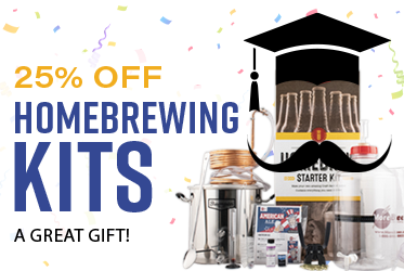 Five Gallon Starter Kits Ship Free!
