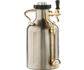 GrowlerWerks UKeg 64 Stainless Pressurized Growler - 64 oz.