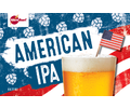 American IPA Home Brewing Kit - Extract Beer (5 Gallons)