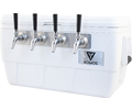 Komos™ Marine Ultra Cooler Draft Box (4 Tap)