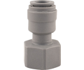 Duotight Push-In Fitting - 9.5 mm (3/8 in.) x 1/2 in. BSP