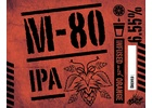 M-80 IPA Recipe Kit Bottle Labels