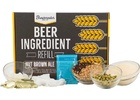 Nut Brown Ale Beer Brewing Kit (1 gallon)