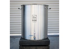 Ss BrewTech Stainless Steel Brewing Kettle - 50 gal.