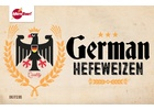 German Hefeweizen Beer - Extract Beer Brewing Kit (5 Gallons)
