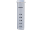 Plastic Test Tube - 25mL with Cap - Lamotte Water Test Reagent