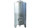 2350 l (620 gal) Speidel Sealed Tank with Manway, Top Hatch & Max Jacket