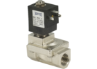 Solenoid Valve for Kreyer Fans - 230 v 1/2 in.