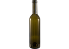 375 ml Antique Green Bordeaux Wine Bottles - Case of 12