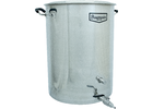 25 Gallon Brewmaster Stainless Steel Brew Kettle