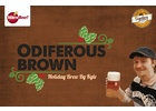 Kyles Odiferous Brown Holiday Brew - All Grain (5 Gallons)