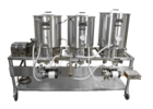 Blichmann Horizontal Gas Brew System (HERMS)
