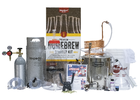 Premium Home Brewing Kit With Kegging System