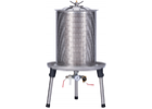 Speidel Stainless Steel Bladder Press - 40 Liters