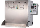 XpressFill XF460HP - 4 Spout High Proof Spirits Volume Filler